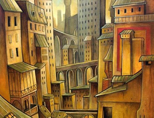 Scène de ville