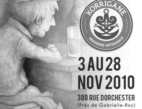 Expositions à la Korrigane et à la Barberie