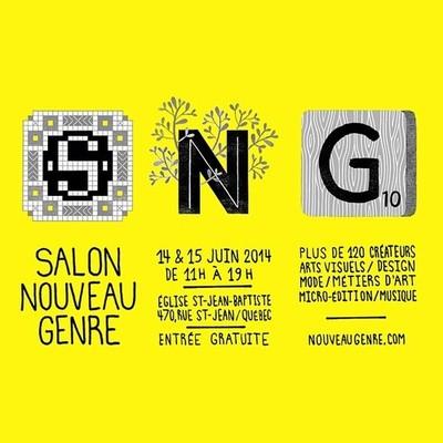 Félix sera au Salon Nouveau Genre les 14 et 15 juin 2014
