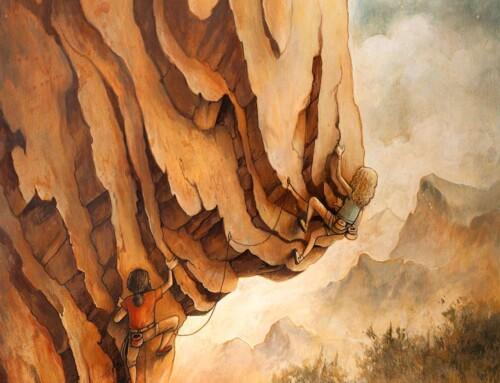 La Falaise/The Cliff