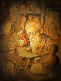 Le Marionnettiste par Félix Girard