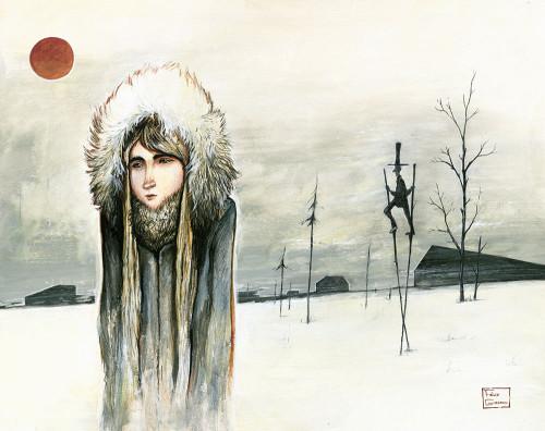 Grands froids par Félix Girard