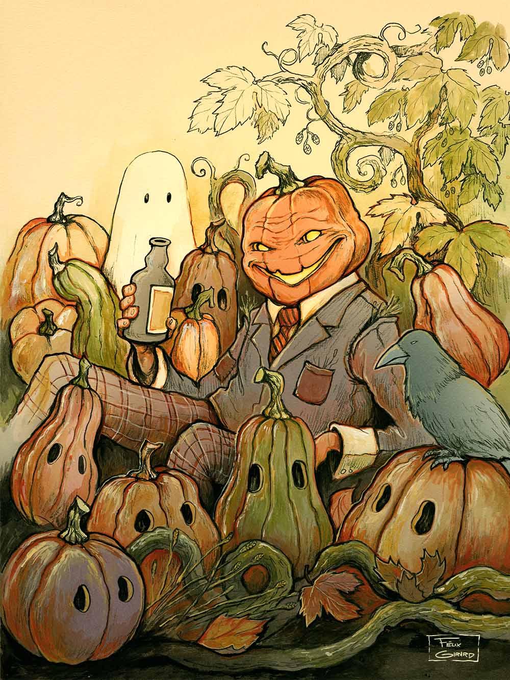 Halloween - toussaint