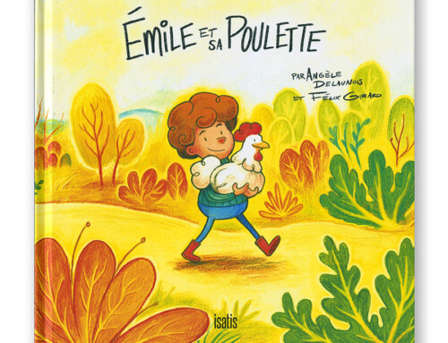 Émile et sa poulette