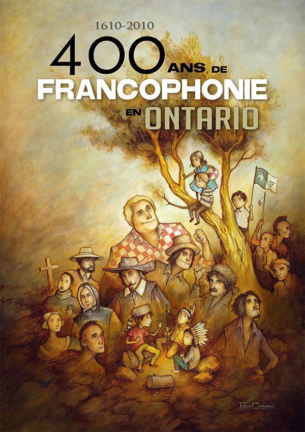 400 ans de francophonie en Ontario